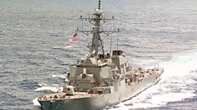 US Navy: Chinese Military Makes False Claim About Destroyer in South China Sea