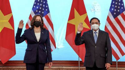 The U.S. Will Provide Support to Vietnam to Counter Beijing in the South China Sea, VP Kamala Harris Promised