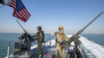 War Fears As Top US Admiral Says Action Against China 'Has To Occur Now' – Tensions Surge