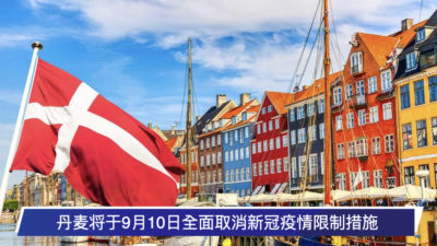 Denmark to Lift all Restrictions on New Coronavirus Outbreak After Sep. 10
