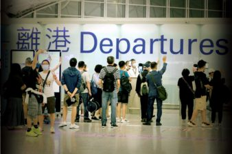 Fears of Hong Kong 'exit ban' add to emigration wave