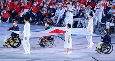 9/6/21 Japan Galaxy News: Taro Kono Tops Opinion Poll As Most Fit To Become Japan's Next PM; Tokyo Paralympic Games Closed
