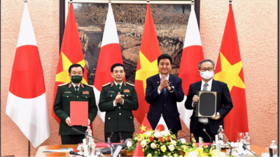 9/12/2021 Japan Galaxy News: Japan, Vietnam Agree to Enhance Defense Cooperation; Japan-U.S. Alliance Expands To The Middle East
