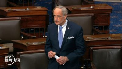 U.S. Senators React to Communist China initial Move to Join Pacific Trade Pact