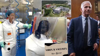 Controversial Wuhan Virus Lab Under Fauci's Support for Deadly Virus Research