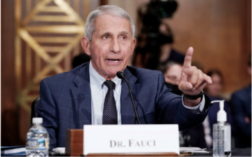 Newly Released Wuhan lab documents show Fauci 'untruthful' about gain-of-function research