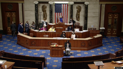 US House of Representatives Debates About the National Defense Authorization Act for the New Fiscal Year, Focusing on Reinforcing Taiwan's War Capacity and Intimidating Communist China