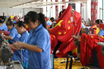 Communist China Formally Applies to Join Pacific Trade Pact to Increase Its Economic Influence