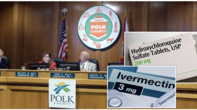 Florida Officials Will Letter Governor to Promote Ivermectin and Hydroxychloroquine