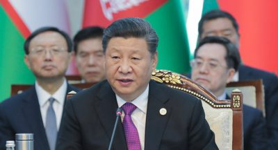 GT Online: Xi Jinping Said that SCO will Admit Iran as New Member State
