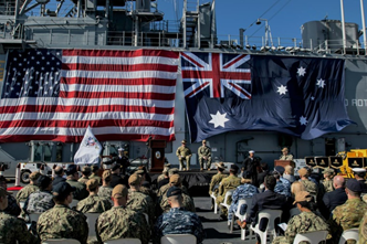 More US Troops and Aircraft Will Deploy To Australia