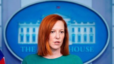 U.S. Government Watchdog Group Accuses White House Spokesperson of Violating Neutrality