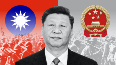 """Different Sectors Mobilize After Xi Jinping's """"Reunification with Taiwan"""" Speech"""