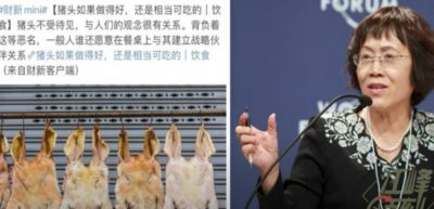 GT Online: Financial News Caixin Removed from Approved Media List in Communist China, What is Editor Hu Shuli's Fate?