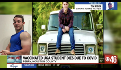 Fully Vaccinated University Student Died of COVID-19