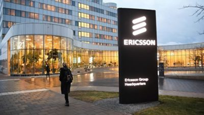 GT Online: Ericsson Loses Majority Share in China Telecom Tender