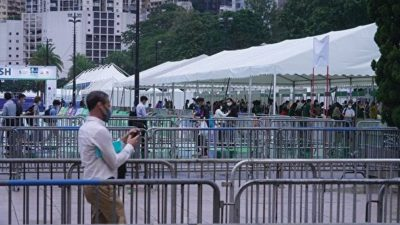 Multiple Injuries Occur in Hong Kong Marathon, Mandatory Vaccinations for Runners Before Race